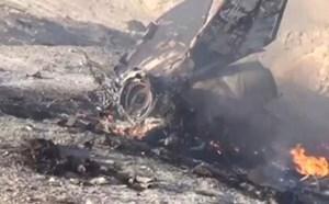 Phiến quân IS bắn rơi máy bay quân đội Syria