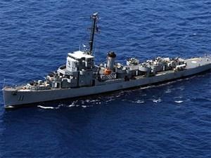Philippines ngăn chặn vụ cướp tàu hàng ở biển Sulu