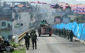 Philippines sắp kết thúc chiến dịch truy quét phiến quân