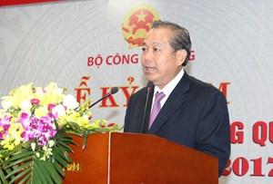 Phó Thủ tướng: Lực lượng Quản lý thị trường phải duy trì liêm chính