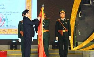 Phó Thủ tướng trao Huân chương Lao động hạng Nhì cho huyện Nghi Lộc - Nghệ An