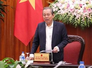Phó Thủ tướng Trương Hòa Bình: Chăm lo cho gia đình chính sách là trách nhiệm của toàn xã hội