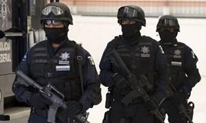 Phó Tổng lãnh sự Mỹ bị bắn ở Mexico