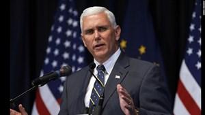 Phó Tổng thống Mỹ Mike Pence sắp công du châu Á