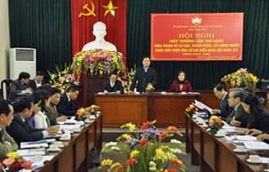 Phú Thọ: Bầu đại biểu HĐND tỉnh với số dư 100 ứng cử viên
