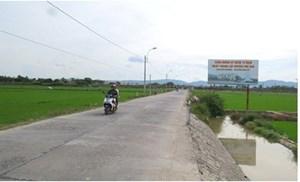 Phú Yên: Giảm nghèo từ nông thôn mới