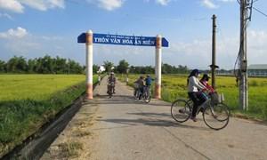 Phú Yên: Phát động cuộc thi viết về nông thôn mới gắn với tái cơ cấu nông nghiệp