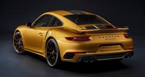 Porsche ra mắt 911 Turbo S Exclusive  phiên bản đặc biệt