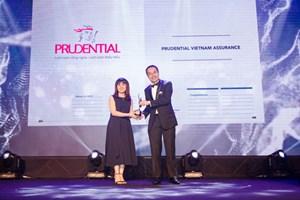 Prudential là một trong những nơi làm việc tốt nhất châu Á