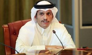 Qatar tuyên bố không lùi bước trước áp lực bên ngoài