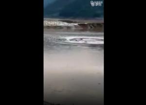 Quái vật hồ Loch Ness xuất hiện ở Trung Quốc?