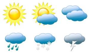Quần đảo Hoàng Sa có mưa giông, gió mạnh