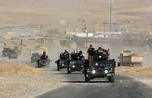 Quân đội Iraq tái chiếm sân bay quốc tế tại Mosul