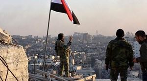 Quân đội Syria giành lại căn cứ không quân ở Aleppo