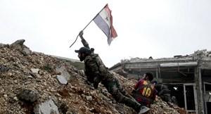 Quân đội Syria kiểm soát toàn bộ Aleppo