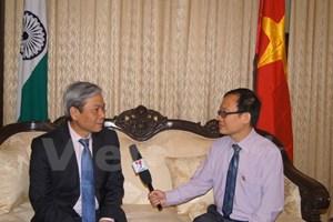 Quan hệ Việt - Ấn đang ở trong giai đoạn phát triển tốt đẹp chưa từng có