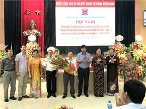 Quận Hoàn Kiếm tổng kết phong trào thi đua yêu nước trong đồng bào công giáo