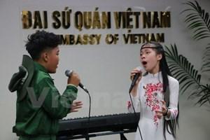 Quảng bá văn hóa Việt ở New Zealand qua những tài năng nhí