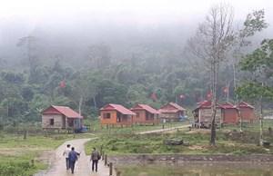 Quảng Bình: Bàn giao 37 ngôi nhà ở cho đồng bào Arem và Ma Coong