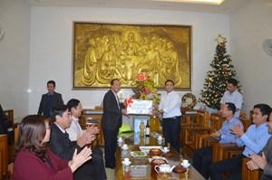 Quảng Bình: Động viên giáo dân thực hiện hiệu quả các phong trào thi đua yêu nước