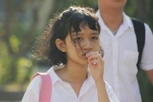 Quảng Bình: Thí sinh không biết việc thi lại môn Văn được trúng tuyển vào trường xét tuyển