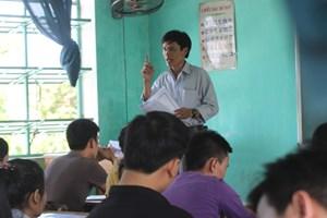 Quảng Nam: Báo cáo công tác thi THPT quốc gia năm 2017