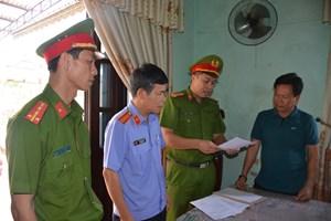 Quảng Nam: Bắt 3 cán bộ vi phạm về bồi thường đất gây thiệt hại hơn 4 tỷ đồng