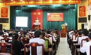 Quảng Nam: Bồi dưỡng nghiệp vụ thanh tra nhân dân