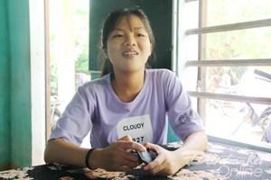 Quảng Nam: Cô học trò nghèo đạt được 10 điểm môn Lịch Sử