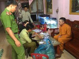Quảng Nam: Đình chỉ cơ sở y học cổ truyền hoạt động chui