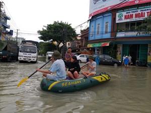 Quảng Nam: Học sinh TP Tam Kỳ sẽ phải nghỉ học thêm một ngày