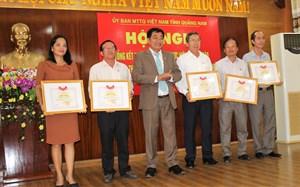 Quảng Nam: Hơn 337 nghìn hộ gia đình đăng ký cam kết đảm bảo ATGT