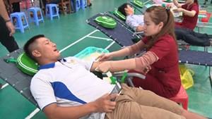 Quảng Nam: Hơn 500 đơn vị trong ngày hội hiến máu tình nguyện