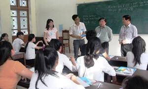 Quảng Nam phải làm rõ nguyên nhân nhiều học sinh bỏ thi tốt nghệp THPT