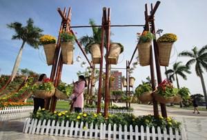 Quảng Nam, Quảng Ngãi, mừng nắng ấm và rộn ràng du xuân