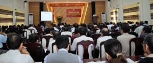 Quảng Nam: Tập huấn lấy ý kiến đánh giá sự hài lòng về kết quả XD nông thôn mới