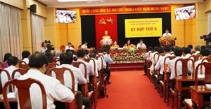 Quảng Ngãi: HĐND khai mạc kỳ họp thứ 6