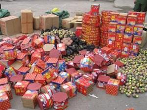 Quảng Ninh: Bắt giữ vụ vận chuyển 52kg pháo lậu