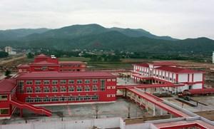Quảng Ninh: Đưa vào sử dụng 2 công trình có không gian kiến trúc văn minh