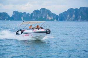 Quảng Ninh: Dừng hoạt động 41 xuồng cao tốc