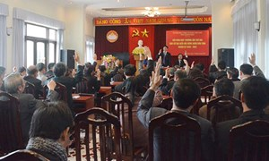 Quảng Ninh: Loại 8 người ra khỏi danh sách ứng viên đại biểu HĐND