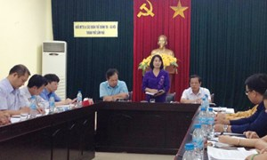 Quảng Ninh: Nhiều kinh nghiệm hay trong việc thành lập các ban tư vấn