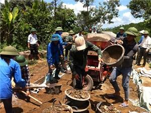 Quảng Ninh: Triển khai các hoạt động phối hợp giúp đỡ xây dựng nông thôn mới