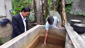Quảng Trị: Hàng trăm hộ dân dùng nước nhiễm sắt vượt hơn 18 lần