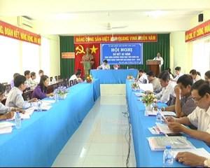 Tây Ninh: Phấn đấu đến năm 2020 có 65/80 xã đạt chuẩn nông thôn mới