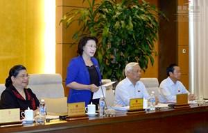 Quốc hội giám sát vệ sinh an toàn thực phẩm và cải cách hành chính