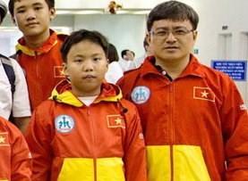 Quốc Hy đăng quang cờ nhanh U-12 châu Á