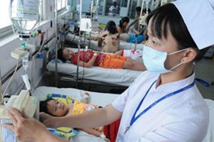 Quỹ BHYT chi trả trên 82 tỷ đồng cho bệnh nhân sốt xuất huyết