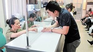 Quy định cấp thẻ tạm trú lao động nước ngoài như thế nào?