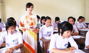 Quy định mới về chế độ làm việc đối với giáo viên phổ thông